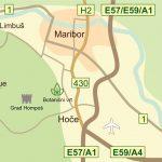 predlog zemljevid